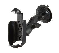 RAP-B-166-DEL1 - RAM Twist-Lock Composite Suction Mount for Delorme Earthmate + More