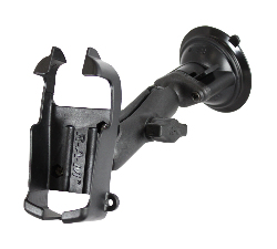 RAP-B-166-GA5 - RAM Twist-Lock Composite Suction Cup Mount for Garmin Vista + More