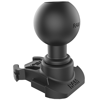RAP-B-202U-GOP2 - RAM Ball Adapter for GoPro Mounting Bases