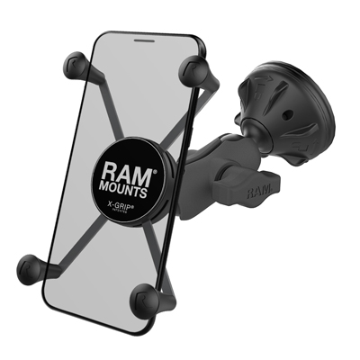 RAP-B-224-2-A-UN10U - RAM X-Grip Large Phone Mount with Composite Suction Cup Base