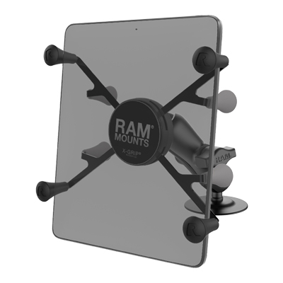 "RAP-B-378-UN8U - RAM X-Grip with Flex Adhesive Base for 7""-8"" Tablets"
