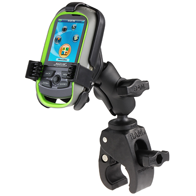 RAP-B-400-A-MA15U - RAM EZ-Roll'r with RAM Tough-Claw for Magellan eXplorist + More