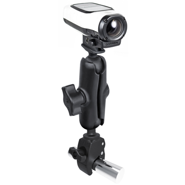 RAP-B-400-GA63U - RAM Tough-Claw Small Clamp Mount for Garmin Virb