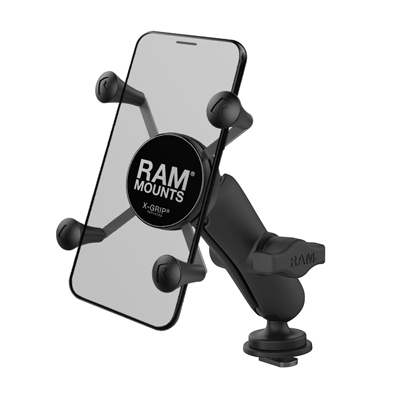 RAP-HOL-UN7B-354-TRA1U - RAM X-Grip Phone Mount with RAM Track Ball Base