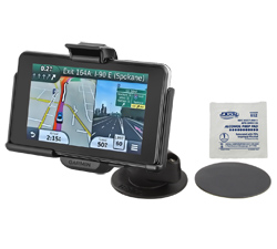RAP-SB-178-GA39U - RAM Flex Adhesive Dashboard Mount for Garmin nuvi 3450, 3750 + More