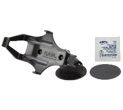 RAP-SB-178-GA7U - RAM Flex Adhesive Dashboard Mount for Garmin GPSMAP 176, 496 + More