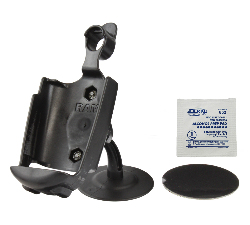 RAP-SB-180-GA20 - RAM Lil Buddy Adhesive Dash Mount for Garmin Rino 520, 520HCx + More