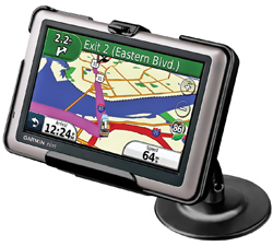 RAP-SB-180-GA35 - RAM Lil Buddy Adhesive Dash Mount for Garmin nuvi 1440, 1450 & 1490T