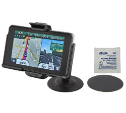 RAP-SB-180-GA39U - RAM Lil Buddy Adhesive Dash Mount for Garmin nuvi 3000 Series