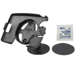 RAP-SB-180-TO8U - RAM Lil Buddy Adhesive Dash Mount for TomTom Start 45, XL 325 + More