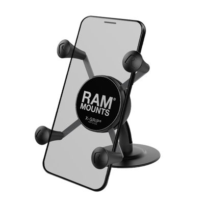 RAP-SB-180-UN7U - RAM LIL' BUDDY MOUNT RAM X-GRIP HOLDER
