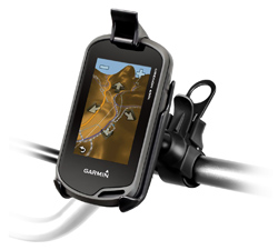 RAP-SB-187-GA31 - RAM EZ-Strap Rail Mount for Garmin Approach G5 & Oregon Series