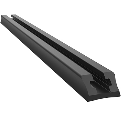 "RAP-TRACK-DR-12U - RAM Tough-Track - End Loading Composite 12"" Track"