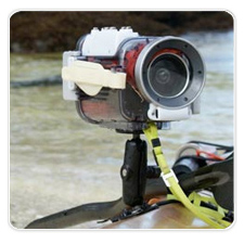 "Camera Mount for ""Paddle to Seattle"" Adventure"