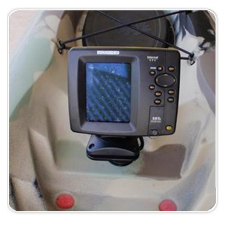 Installing a Humminbird Sounder on an Ocean Kayak Scrambler 11