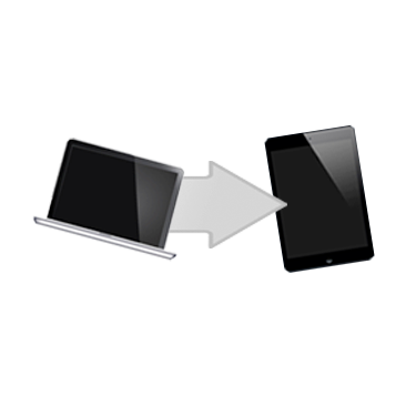 laptop to tablet
