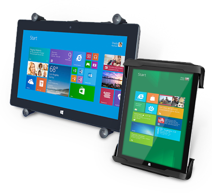 Microsoft Surface Tablet Mounts