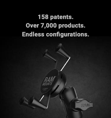 Visit the new RAM Mounts patents page
