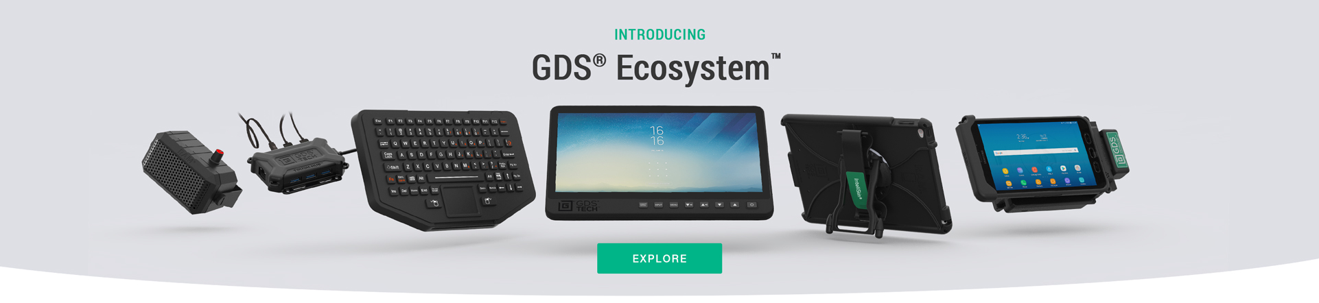 Introducing GDS® Ecosystem™