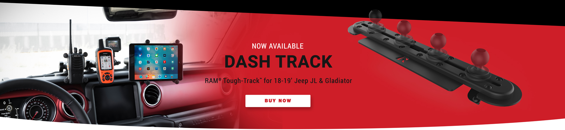 Now Available: Dash Track