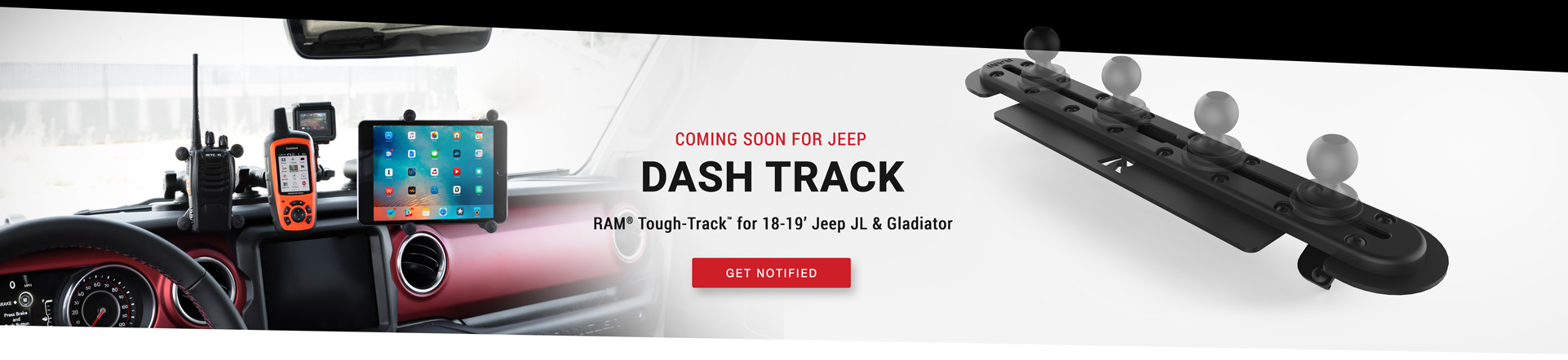 Coming Soon: Dash Track