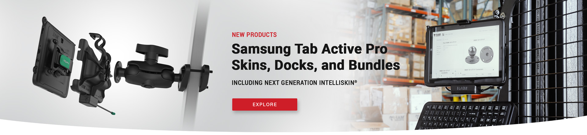 Samsung Tab Active Pro Skins, Docks, and Bundles