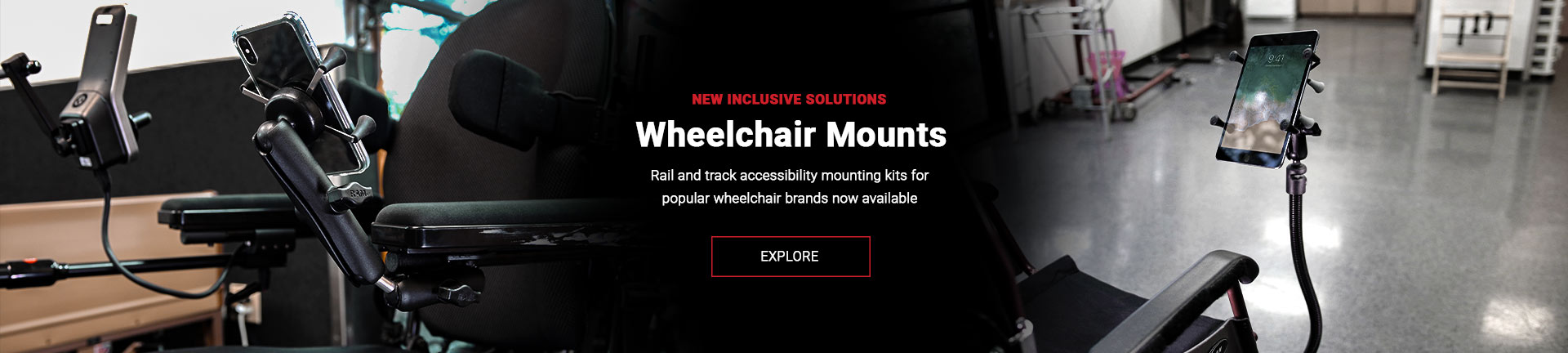 Wheelchair Mounts