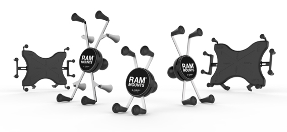RAM® X-Grip® Family Products