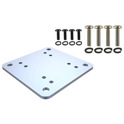 Mounting Plate for 60mmx60mm VESA Monitors