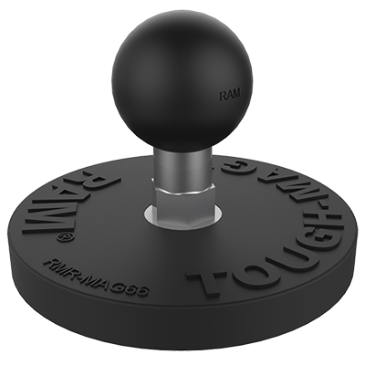 RAM® Tough-Mag™ 66MM Magnetic Ball Base