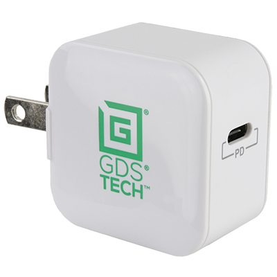 GDS® Type-C 18W Mini Wall Charger