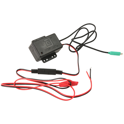 GDS® Hardwire Charger with Type-C Male Connector