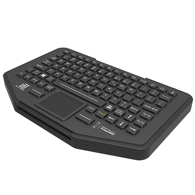 GDS® Keyboard™ with Track Pad