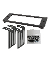 RAM-FP3-6940-2380 - B01 RAM CUSTOM FACEPLATE FOR CONSOLE