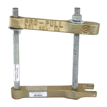 "2"" Max. Shaft Diameter Heavy-Duty Propeller Puller"