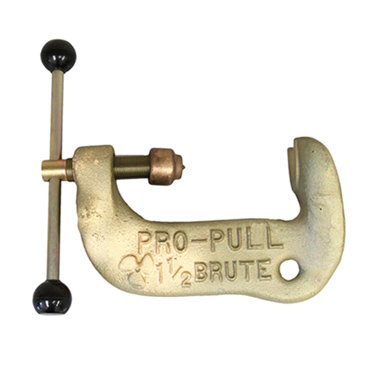 "1 1/2"" Max. Shaft Diameter Brute Propeller Puller W/ Pointed Bolt"