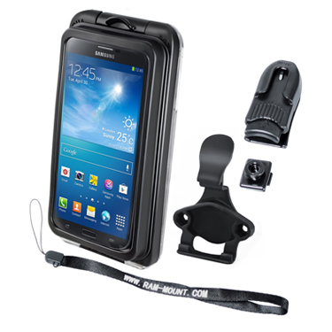 RAM AQUA BOX® Pro 20 Case for the iPhone 5, 4 & 3