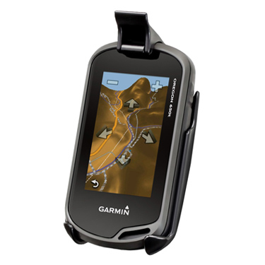 RAM Model Specific Cradle for the Garmin Approach G5, Oregon 200, 300, 400, 450, 550, 600 & 650